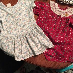 Other - Lot of 2 Toddler Girls Dresses